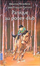 Panique au poney-club